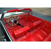 1965 PONTIAC GTO CONVERTIBLE  115915