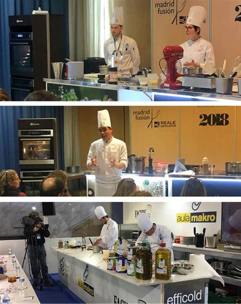escuela de cocina cordon bleu madrid le cordon bleu madrid de nuevo presente en madrid fusi 243 n 2018