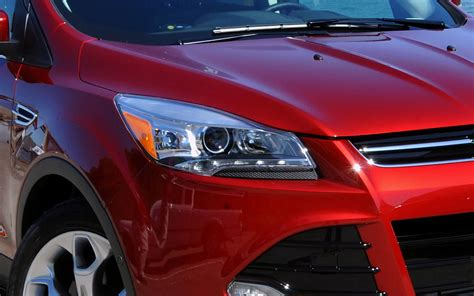 2013 ford escape headlights trucks and suvs news at truck trend network