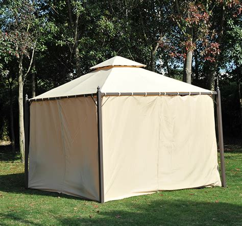 gazebo tier 10ft 215 10ft shelter shade awning canopy