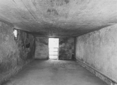 chambre à gaz photographie