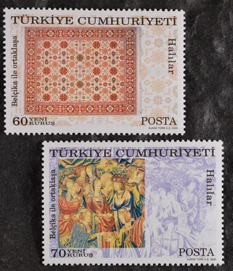 Brief Schweiz Türkei T 252 Rkei Turkey 2005 Michel Nr 3447 48 Teppiche Aus