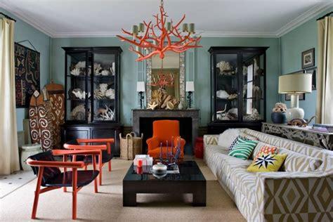 eclectic house mixture  coziness  comfort