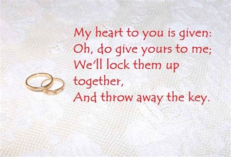 Lock Up And Throw Away The Key Then Throw Away The by Wedding Quotes Pictures And Wedding Quotes Images 12