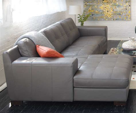 Loveseat Leather Sofa Sofa Stunning Grey Leather Couch 2017 Design Grey Leather