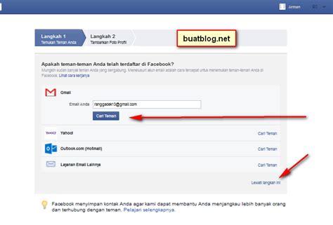 membuat facebook baru dari yahoo cara mudah membuat akun facebook fb baru dengan cepat