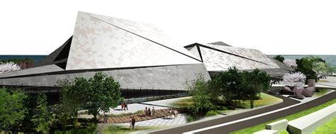 Gallery of Busan Metropolitan Opera House Competition
