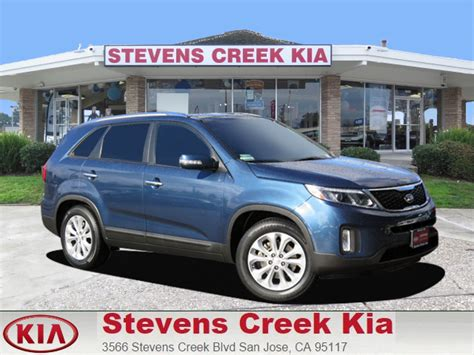 Steven Creek Kia 2014 Kia Sorento Ex Sport Utility Cars And Vehicles