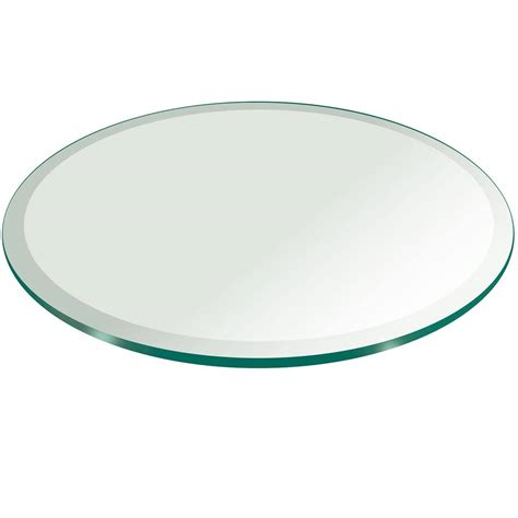 tempered glass table top 48 quot tempered glass table top 1 4 quot w 1
