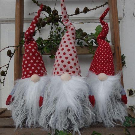 Weihnachtswichtel Filzen Anleitung by Weihnachtswichtel Hans Svend Und Orlof Gnomes