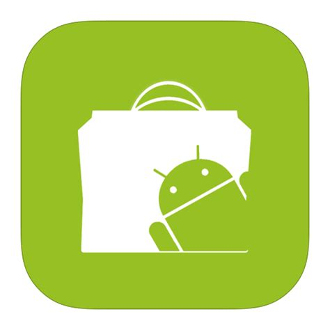 android icon metroui android market icon ios7 style metro ui iconset igh0zt