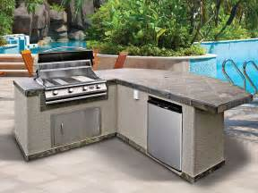 prefab outdoor kitchen grill islands furniture style diy island tutorial from pre made cabinets learning