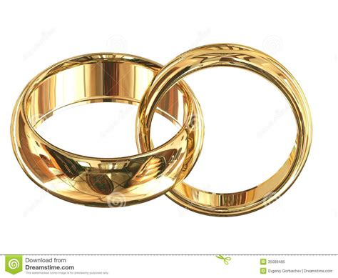 Wedding Rings Together by Wedding Rings Isolated Stock Image Image Of Happy