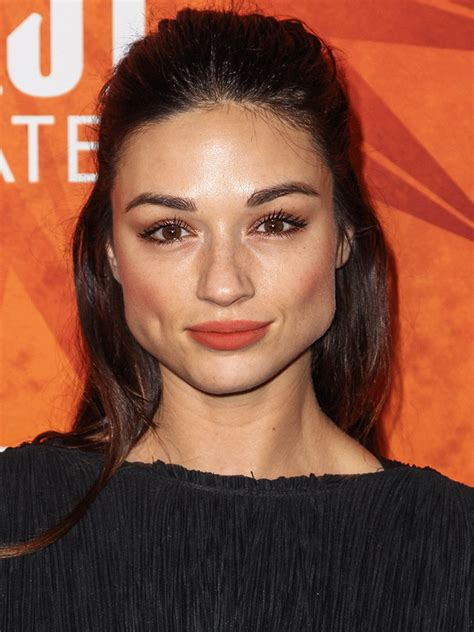 crystal reed photos and pictures tvguide com