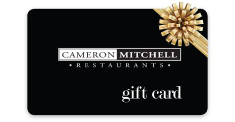 Restaurant Com Gift Card Locations - home cameron mitchell restaurants gift cards