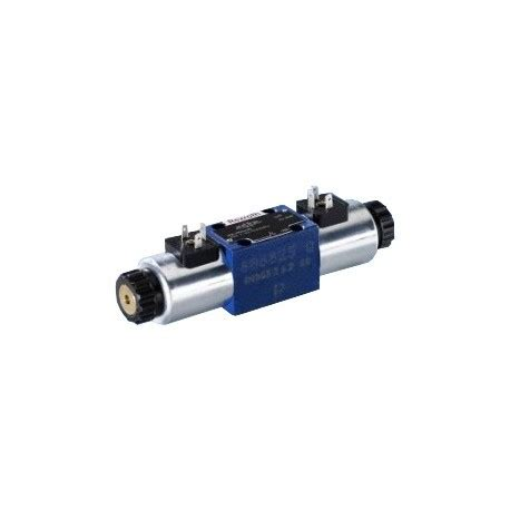 Solenoid Valve Rexroth 4we 6g hyquip hydraulic components