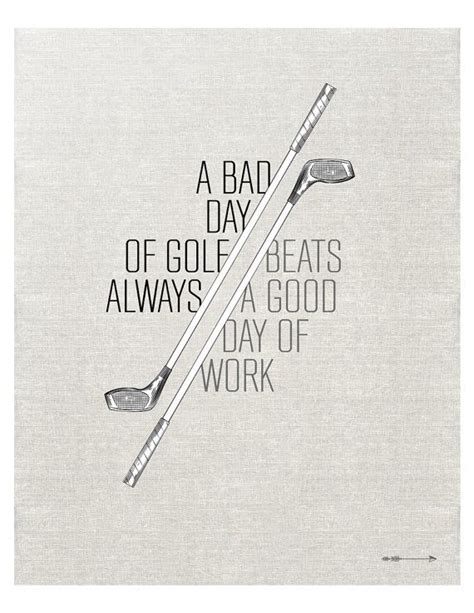 printable golf quotes golf quote father s day vintage golf club drawing art