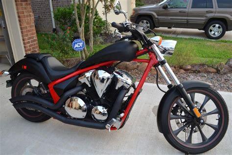 2012 honda fury vt1300cx custom for sale on 2040 motos