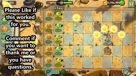 tutorial plant vs zombie 2 updated plants vs zombies 2 ios hack unlimited coins