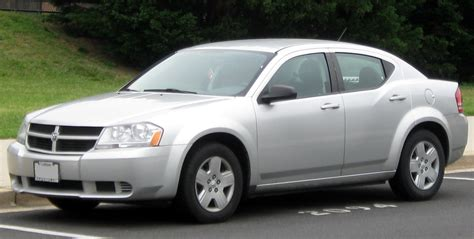 how to learn about cars 2008 dodge avenger navigation system file 2008 2010 dodge avenger 05 13 2011 jpg wikimedia commons