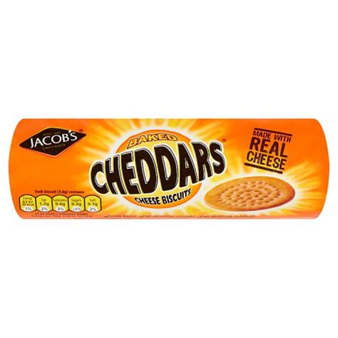 Paket 2 In1 cheddars biscuits crackers