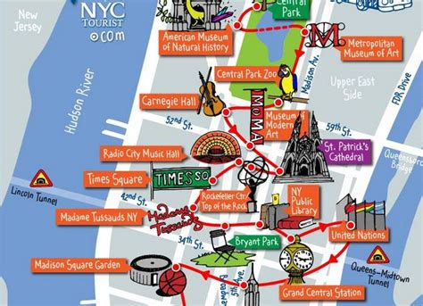 most popular things for kids download fantastic new york city travel maps from