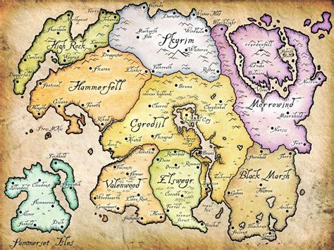 elder scrolls map become the emperor of cyrodiil in the elder scrolls elder scrolls