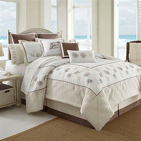 Outer Banks 6 8 Piece Comforter Set Bed Bath Beyond Bed Bath Beyond Comforter Sets