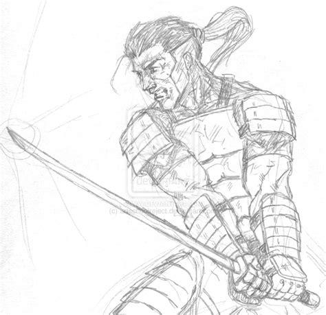 samurai warrior by artschoolreject on deviantart