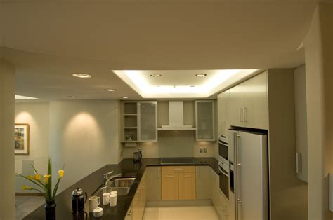 recessed lighting for kitchen ceiling kitchen unit a modern kitchen