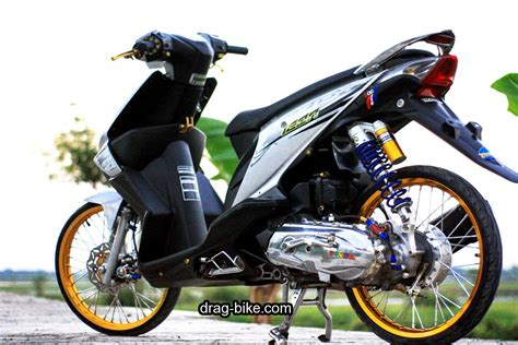 Gambar Modifikasi Motor Honda Beat by Modif Honda Beat Karbu Automotivegarage Org