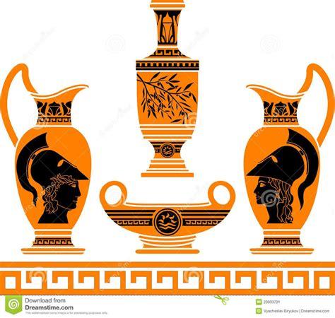 decorazioni per vasi decorazioni vasi greci da stare