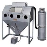 Trinco Blast Cabinet Trinco Master Model 48bp Suction Cabinet
