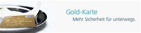 kreditkarte kostenlos auslandsreisekrankenversicherung targobank gold karte kreditkarten der targobank auf