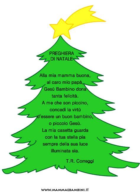 cornici foto gratis italiano poesia natale con cornice preghiera di natale mamma e