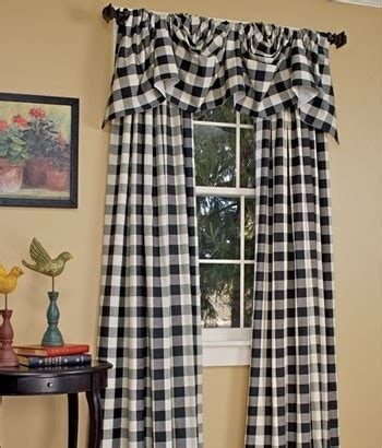 black check curtains pin by carolyn stehnach on for the home pinterest