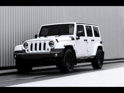 2012 White Jeep 2012 A Kahn Design Jeep Wrangler Chelsea 300 White