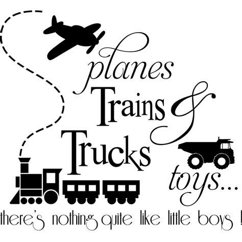 Poser Du Carrelage Au Sol 4598 by Sticker Planes Trains Trucks Toys Stickers Citations
