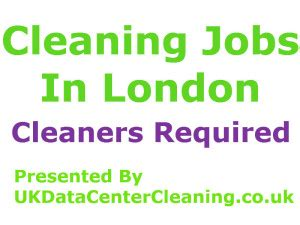 cleaner jobs london cscs cleaning jobs in london city uk dcc data centre