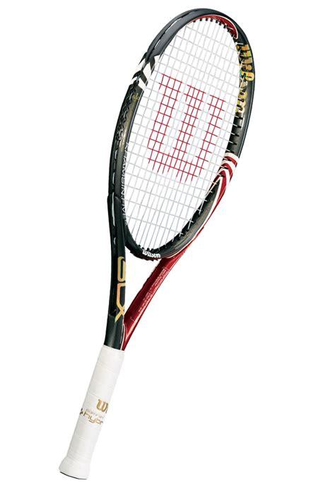 Raket Wilson Tenis Lapangan Jual Raket Tenis Wilson Blx Khamsin Five Fx Original