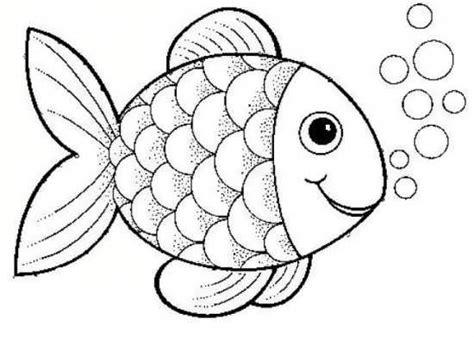 گلچین نمونه هایی از رنگ آمیزی و نقاشی ماهی های زیبا برای F Is For Fish Coloring Page 2