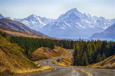 Search For In New Zealand Mount Cook New Zealand World For Travel