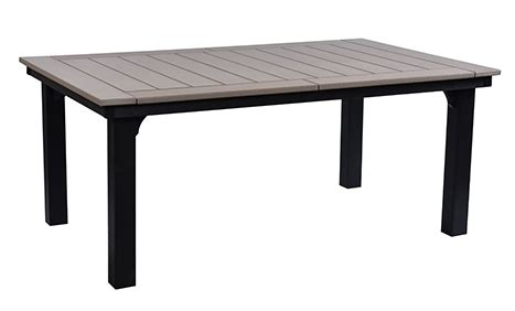 44 Quot X 72 Quot Rectangle Dining Table Homestead 44 Quot X 72 Quot Rectangular Table Berlin Gardens