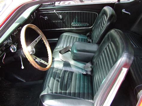 mustang bench seat 1965 ford mustang other pictures cargurus