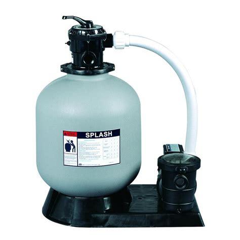 Filtre Piscine Hors Sol 419 filtre 224 piscine hors sol 11 m3 h pour piscine jusqu