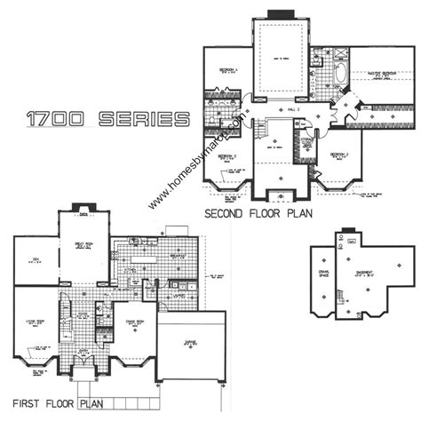 english manor floor plans 1708 english manor model in the gurnee glen subdivision in
