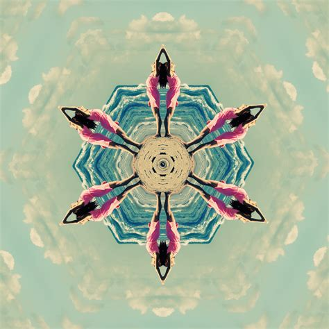 Kaleidoscope Design Maker | try kaleidoscope maker and turn your photo into mandala