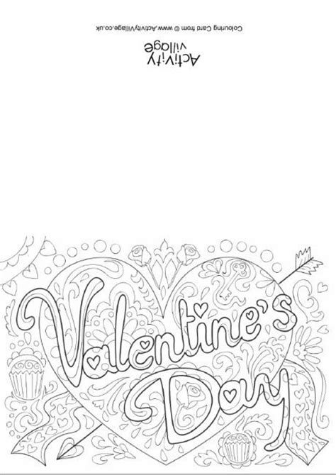 valentine coloring pages activity village 134 best images about valentine s day for kids on