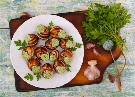 cuisiner des escargots les escargots 3 fa 231 ons de les cuisiner 192 la cloche d