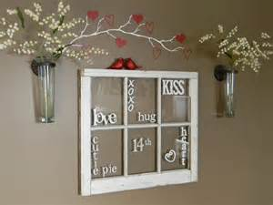 Unique Diy Home Decor Valentine Word Window Organize And Decorate Everything